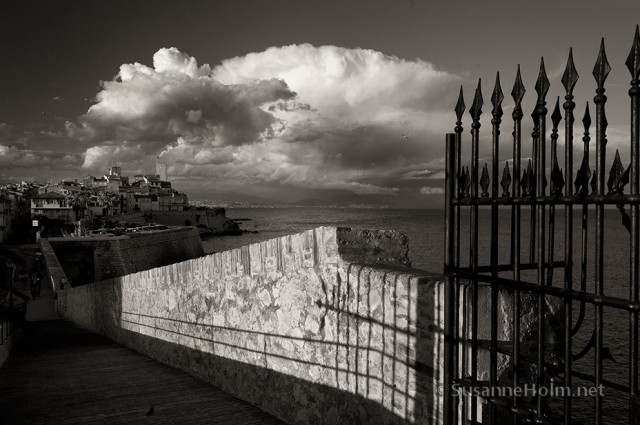 landscapes - Antibes