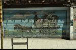 Buenos Aires - horse drawn