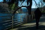 lago Ceresio - der Schatten