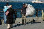 Istanbul - garbage bag